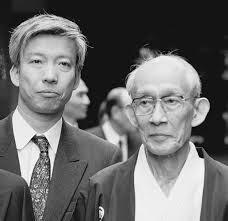 Moriteru & Kisshomaru Ueshiba